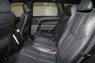 2015 Land Rover Range Rover Sport L494 16MY HSE Grey 8 Speed Sports Automatic Wagon