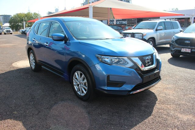Pre-Owned Nissan X-Trail T32 Series II ST X-tronic 4WD Darwin, 2019 Nissan X-Trail T32 Series II ST X-tronic 4WD Blue 7 Speed Continuous Variable Wagon