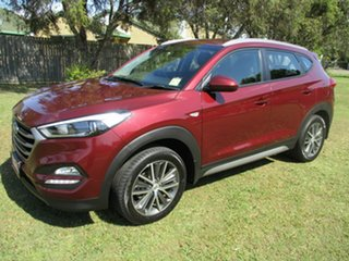 2016 Hyundai Tucson TLE Active 2WD Red 6 Speed Sports Automatic Wagon