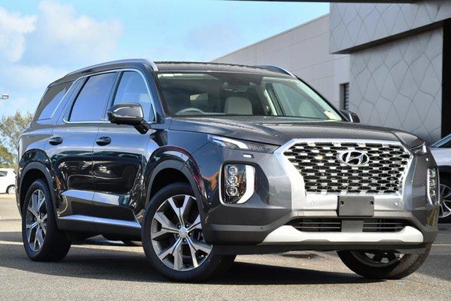 New Hyundai Palisade LX2.V1 MY21 Highlander 2WD Clarkson, 2021 Hyundai Palisade LX2.V1 MY21 Highlander 2WD Steel Graphite 8 Speed Automatic Wagon