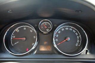 2011 Holden Captiva CG Series II 7 SX Silver 6 Speed Automatic Wagon