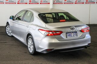 2019 Toyota Camry ASV70R Ascent Silver Pearl 6 Speed Sports Automatic Sedan.