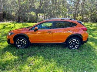 2018 Subaru XV G5X MY18 2.0i-S Lineartronic AWD Orange 7 Speed Constant Variable Wagon.