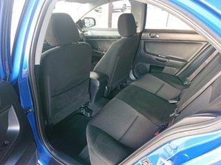 2017 Mitsubishi Lancer CF MY17 ES Sport Blue 6 Speed CVT Auto Sequential Sedan