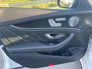 2017 Mercedes-Benz E-Class W213 808MY E63 AMG SPEEDSHIFT MCT 4MATIC+ S White 9 Speed