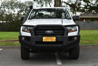 2018 Ford Ranger PX MkIII 2019.00MY XL White 6 Speed Sports Automatic Cab Chassis.