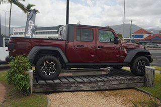 2021 Jeep Gladiator JT MY21 V2 Rubicon Pick-up Velvet Red 8 Speed Automatic Utility