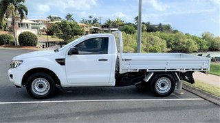 2013 Ford Ranger PX XL Alaskan White 6 Speed Manual Utility