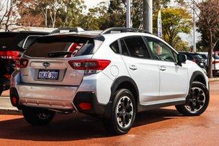 2021 Subaru XV G5X 2.0I Premium Silver Constant Variable SUV
