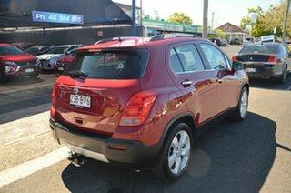 2013 Holden Trax TJ LTZ Maroon 6 Speed Automatic Wagon.