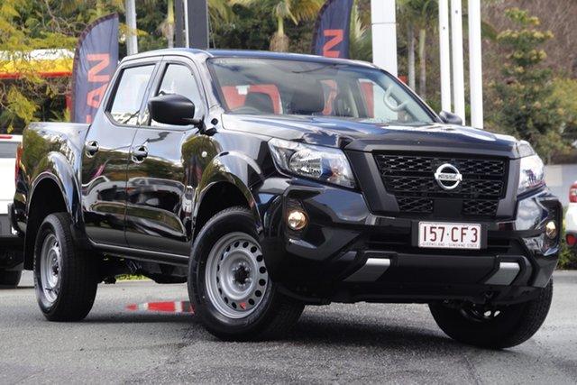Demo Nissan Navara D23 MY21 SL Newstead, 2021 Nissan Navara D23 MY21 SL Cosmic Black 7 Speed Sports Automatic Utility