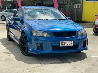 2009 Holden Ute VE MY09.5 SV6 Blue 5 Speed Sports Automatic Utility.