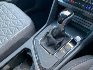 2021 Volkswagen Tiguan 5N MY21 110TSI Life DSG 2WD Black 6 Speed Sports Automatic Dual Clutch Wagon
