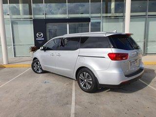 2020 Kia Carnival YP MY20 SLi White 8 Speed Sports Automatic Wagon.