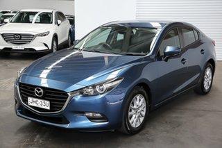 2016 Mazda 3 BN5278 Neo SKYACTIV-Drive Blue 6 Speed Sports Automatic Sedan.