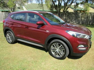 2016 Hyundai Tucson TLE Active 2WD Red 6 Speed Sports Automatic Wagon.