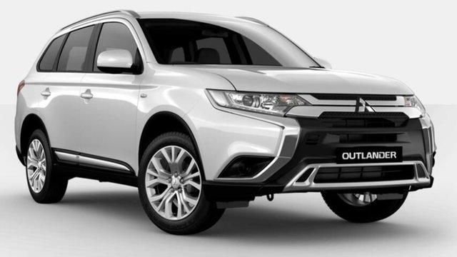 New Mitsubishi ASX XD MY21 ES Plus 2WD Atherton, 2021 Mitsubishi ASX XD MY21 ES Plus 2WD White 1 Speed Constant Variable Wagon