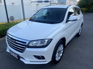 2019 Haval H2 Premium 2WD White 6 Speed Sports Automatic Wagon.