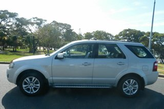 2011 Ford Territory SY MkII TS RWD Limited Edition 4 Speed Sports Automatic Wagon