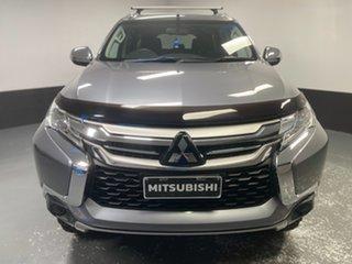 2018 Mitsubishi Pajero Sport QE MY18 GLS Grey 8 Speed Sports Automatic Wagon.