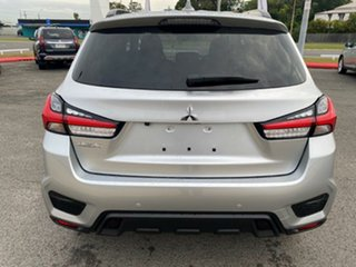 2021 Mitsubishi ASX XD MY21 ES Plus 2WD Sterling Silver 1 Speed Constant Variable Wagon