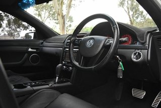 2007 Holden Commodore VE SS V Silver 6 Speed Sports Automatic Sedan