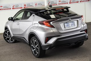2018 Toyota C-HR NGX10R Update Koba (2WD) Shadow Platinum & Black Roof Continuous Variable Wagon