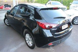 2015 Mazda 3 BM5478 Touring SKYACTIV-Drive Black 6 Speed Sports Automatic Hatchback.