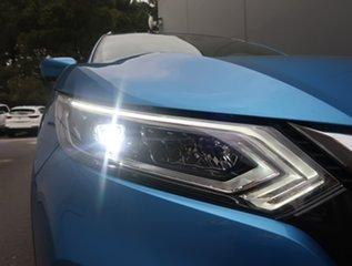2021 Nissan Qashqai J11 Series 3 MY20 Ti X-tronic Blue 1 Speed Constant Variable Wagon.