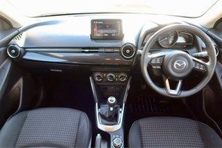 2019 Mazda 2 DJ2HA6 Maxx SKYACTIV-MT Jet Black 6 Speed Manual Hatchback.
