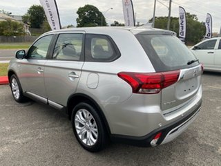 2021 Mitsubishi Outlander ZL MY21 ES AWD Sterling Silver 6 Speed Constant Variable Wagon