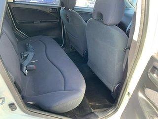 2007 Mitsubishi Colt RG MY06 Upgrade LS Continuous Variable Hatchback