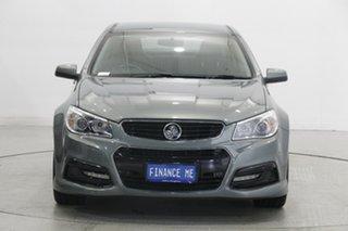 2014 Holden Commodore VF MY15 SV6 Grey 6 Speed Sports Automatic Sedan.