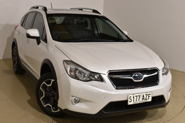 Used Subaru XV G4X MY13 2.0i-S Lineartronic AWD Nailsworth, 2013 Subaru XV G4X MY13 2.0i-S Lineartronic AWD White 6 Speed Constant Variable Wagon