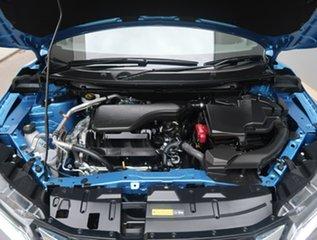 2021 Nissan Qashqai J11 Series 3 MY20 Ti X-tronic Blue 1 Speed Constant Variable Wagon