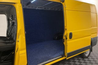 2017 Fiat Ducato Series 6 Mid Roof LWB Comfort-matic Yellow 6 speed Automatic Van