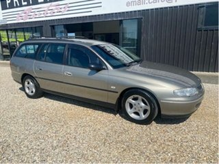 1999 Holden Commodore VTII Executive Bronze 4 Speed Automatic Wagon
