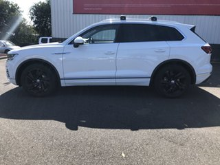 2019 Volkswagen Touareg MY20 Launch Edition White 8 Speed Automatic Wagon