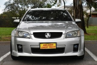 2007 Holden Commodore VE SS V Silver 6 Speed Sports Automatic Sedan.