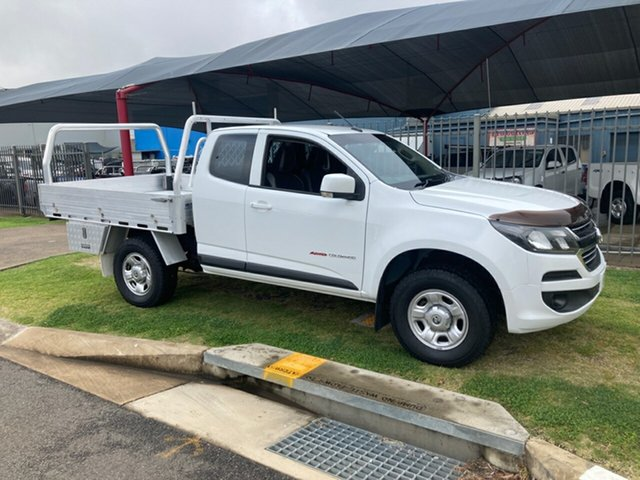 Used Holden Colorado RG MY17 LS (4x4) Toowoomba, 2016 Holden Colorado RG MY17 LS (4x4) White 6 Speed Automatic Space Cab Chassis