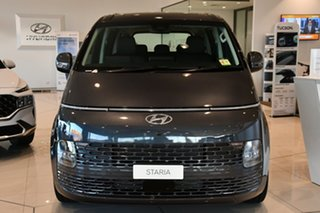 2021 Hyundai Staria US4.V1 MY22 Highlander 2WD Graphite Gray 8 Speed Automatic Van
