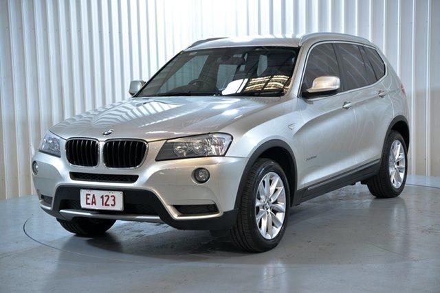 Used BMW X3 F25 MY1112 xDrive20d Steptronic Hendra, 2013 BMW X3 F25 MY1112 xDrive20d Steptronic Silver 8 Speed Automatic Wagon
