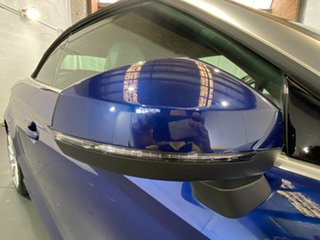 2014 Audi A3 8V MY15 Ambition S Tronic Blue 7 Speed Sports Automatic Dual Clutch Cabriolet