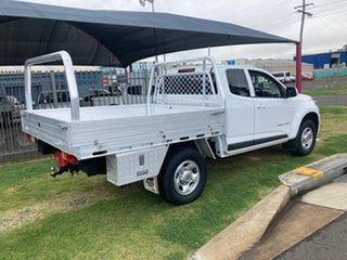 2016 Holden Colorado RG MY17 LS (4x4) White 6 Speed Automatic Space Cab Chassis.