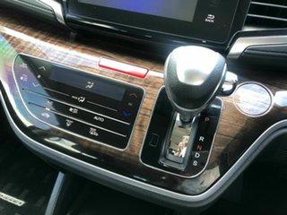 2015 Honda Odyssey RC MY16 VTi Silver 7 Speed Constant Variable Wagon