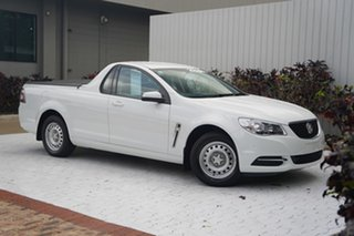2016 Holden Ute VF II MY16 Ute White 6 Speed Sports Automatic Utility.