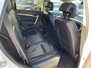 2017 Holden Captiva CG MY18 7 LTZ (AWD) White 6 Speed Automatic Wagon