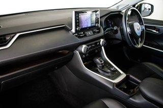 2019 Toyota RAV4 Axah54R Cruiser eFour Crystal Pearl 6 Speed Constant Variable Wagon Hybrid