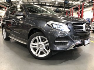 2015 Mercedes-Benz GLE350D 166 Grey 9 Speed Automatic Wagon.