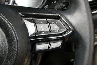 2021 Mazda CX-5 KF4WLA GT SKYACTIV-Drive i-ACTIV AWD Black 6 Speed Sports Automatic Wagon